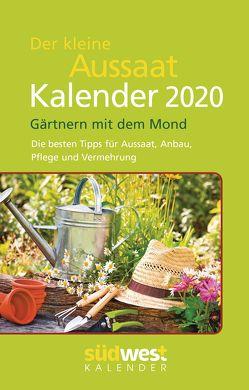 Der kleine Aussaatkalender 2020 Taschenkalender