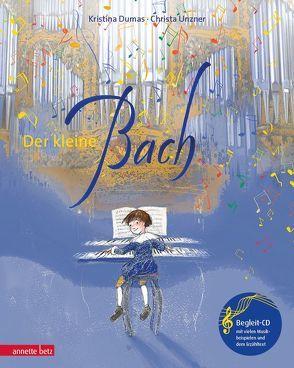 Der kleine Bach (mit CD) von Dumas,  Kristina, Unzner-Koebel,  Christa