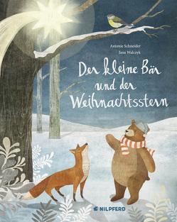 Der kleine Bär und der Weihnachtsstern von Schneider,  Antonie, Walczyk,  Jana