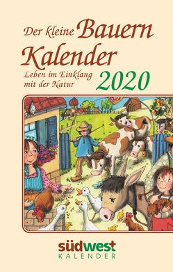 Der kleine Bauernkalender 2020 Taschenkalender von Muffler-Röhrl,  Michaela