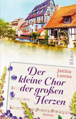 Der kleine Chor der großen Herzen von Lorenz,  Janina