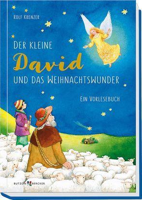 Der kleine David und das Weihnachtswunder von Krenzer,  Rolf, Schwandt,  Susanne