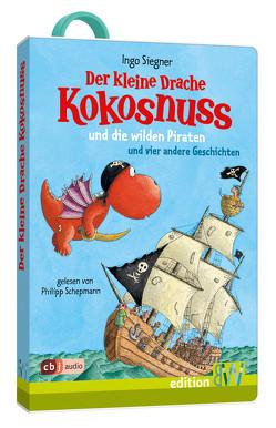 Der kleine Drache Kokosnuss und die wilden Piraten von Schepmann,  Philipp, Siegner,  Ingo