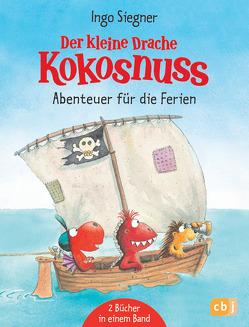 Der kleine Drache Kokosnuss – Abenteuer für die Ferien von Siegner,  Ingo