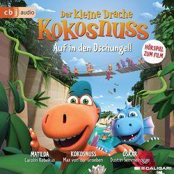 Der kleine Drache Kokosnuss – Auf in den Dschungel von Baltscheit,  Martin