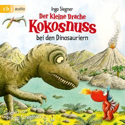 Der kleine Drache Kokosnuss bei den Dinosauriern von Schepmann,  Philipp, Siegner,  Ingo