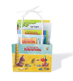Der kleine Drache Kokosnuss – Beschäftigungstüte von Siegner,  Ingo