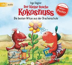Der kleine Drache Kokosnuss – Die besten Witze aus der Drachenschule von Schepmann,  Philipp, Siegner,  Ingo