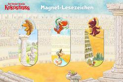 Der kleine Drache Kokosnuss – Magnet-Lesezeichen von Siegner,  Ingo