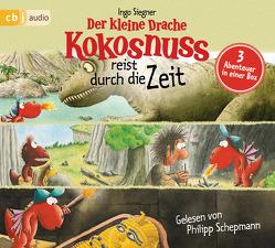 Der kleine Drache Kokosnuss reist durch die Zeit von Schepmann,  Philipp, Siegner,  Ingo