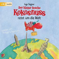 Der kleine Drache Kokosnuss reist um die Welt von Schepmann,  Philipp, Siegner,  Ingo