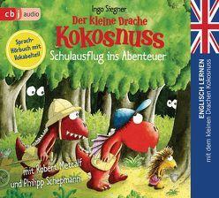 Der kleine Drache Kokosnuss – Schulausflug ins Abenteuer von Metcalf,  Robert, Schepmann,  Philipp, Siegner,  Ingo