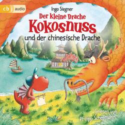 Der kleine Drache Kokosnuss und der chinesische Drache von Schepmann,  Philipp, Siegner,  Ingo