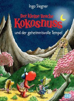Der kleine Drache Kokosnuss und der geheimnisvolle Tempel von Siegner,  Ingo