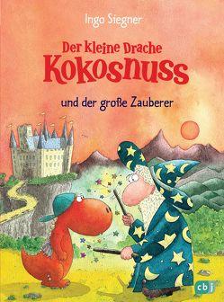 Der kleine Drache Kokosnuss und der große Zauberer von Siegner,  Ingo