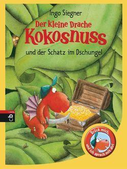 Der kleine Drache Kokosnuss und der Schatz im Dschungel von Siegner,  Ingo