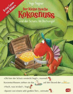 Der kleine Drache Kokosnuss und der Schatz im Dschungel – Ein Abenteuer im Fibelprinzip von Siegner,  Ingo
