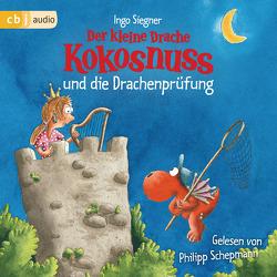 Der kleine Drache Kokosnuss und die Drachenprüfung von Schepmann,  Philipp, Siegner,  Ingo