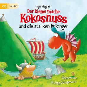 Der kleine Drache Kokosnuss und die starken Wikinger von Schepmann,  Philipp, Siegner,  Ingo