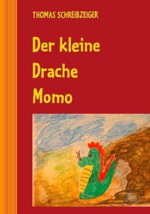 Der kleine Drache Momo von Schreibzeiger,  Thomas