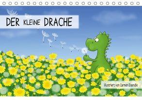Der kleine Drache (Tischkalender 2018 DIN A5 quer) von Eisendle,  Carmen