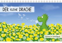 Der kleine Drache (Tischkalender 2019 DIN A5 quer) von Eisendle,  Carmen