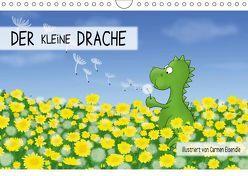 Der kleine Drache (Wandkalender 2019 DIN A4 quer) von Eisendle,  Carmen