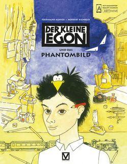 Der kleine Egon und das Phantombild von Ferdinand,  Auhser, Norbert,  Kienbeck