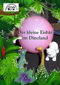 Der kleine Eisbär in Dinoland von de Koning,  Gerrit, de Koning,  Kerstin