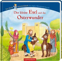 Der kleine Esel und das Osterwunder von Nußbaum,  Margret, Schmid,  Sophie