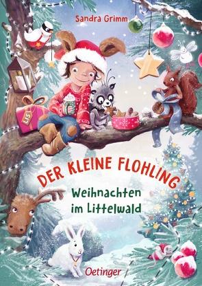 Der kleine Flohling 2 von Grimm,  Sandra, Grote,  Anja