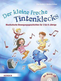 Der kleine freche Tintenklecks von Bochem,  Susanne, Gulden,  Elke, Rieger,  Fabienne, Scheer,  Bettina