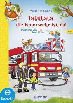Der kleine Fuchs liest vor von Eimer,  Petra, Klitzing,  Maren von, Sieverding,  Carola