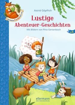 Der kleine Fuchs liest vor von Gertenbach,  Pina, Göpfrich,  Astrid, Sieverding,  Carola