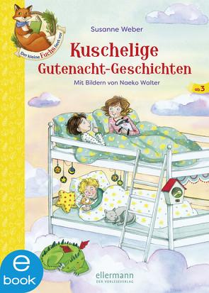 Der kleine Fuchs liest vor von Sieverding,  Carola, Walter,  Naeko, Weber,  Susanne