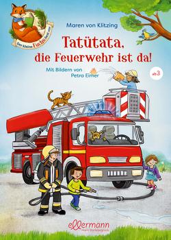 Der kleine Fuchs liest vor von Eimer,  Petra, Sieverding,  Carola, von Klitzing,  Maren