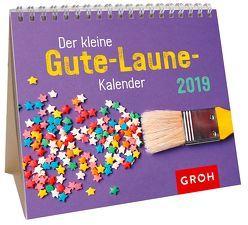 Der kleine Gute-Laune-Kalender 2019 von Groh Redaktionsteam