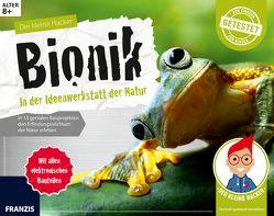Der kleine Hacker: Bionik – In der Ideenwerkstatt der Natur von Kühn,  Monika, Schibschid,  Eva
