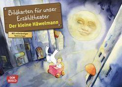 Der kleine Häwelmann. Kamishibai Bildkartenset. von Brandt,  Susanne, Lefin,  Petra, Storm,  Theodor