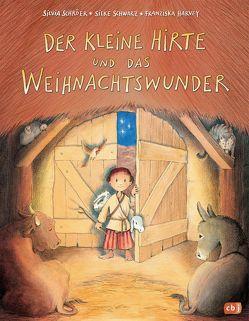 Der kleine Hirte und das Weihnachtswunder von Harvey,  Franziska, Schröer,  Silvia, Schwarz,  Silke