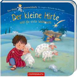 Der kleine Hirte und die erste Weihnacht von Hebrock,  Andrea, Nußbaum,  Margret