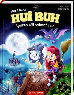 Der kleine Hui Buh (Bd. 2) von Rogler,  Ulrike, Veenstra,  Simone, Vogler,  Mareikje