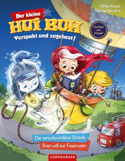 Der kleine Hui Buh – Verspukt und zugehext (Bd. 1) von Rogler,  Ulrike, Veenstra,  Simone, Vogler,  Mareikje