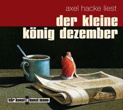 Der kleine König Dezember von Hacke,  Axel