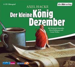 Der kleine König Dezember von Bollmann,  Horst, Glatzeder,  Winfried, Hacke,  Axel, Kirste,  Hartmut, Wolter,  Conny