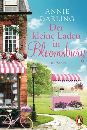 Der kleine Laden in Bloomsbury von Brandl,  Andrea, Darling,  Annie