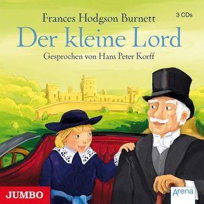 Der kleine Lord von Burnett,  Frances Hodgson, Korff,  Hans-Peter