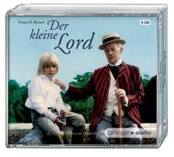Der kleine Lord (NA) (4 CD) von Burnett,  Frances, Garc?a,  Eduardo, Gustavus,  Frank, Illert,  Ursula, Pflug,  Jan-Peter, Schumann,  Eva