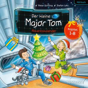 Der kleine Major Tom. Adventskalender 1.-8. Dezember von Flessner,  Bernd, Lohr,  Stefan, Lontzek,  Peter, Schilling,  Peter