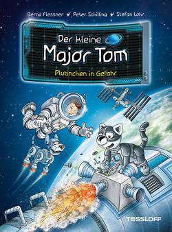 Der kleine Major Tom. Band 12: Plutinchen in Gefahr von Flessner,  Bernd, Lohr,  Stefan, Schilling,  Peter